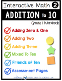 Grade 1 Math - Addition to 10 - Unit 2