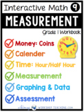 Grade 1 Math - Measurement : Time Money Data - Unit 9