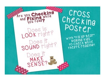 Self Checking Poster