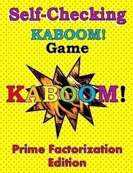 Self-Checking Prime Factorization Game