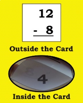 Self-Checking Subtraction Game