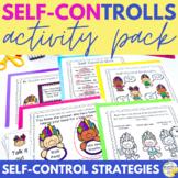 Self-Control Activity Pack - Self-ConTROLLS