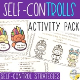 Self-Control Activity Pack - Self-ConTROLLS themed Counsel