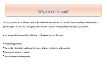Self Concept and Esteem