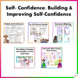 Self- Confidence: Building and Improving Self-Confidence Bundle