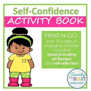 Improving Your Self-Confidence Activity Book (Print-N-Go)