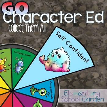 Self Confident - Go Character Ed - Positive Behavior Traits