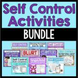 Self Control Activities Bundle (Save 20%!)