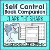 Self Control Activities: Clark the Shark