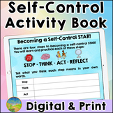 Self-Control Activities & Lessons - Distance Learning