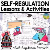 Self Control Activities: Self-Regulation Station