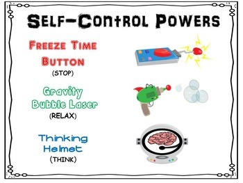SELF-CONTROL Alien Abductors: Game for Executive Functioning & Social Skills