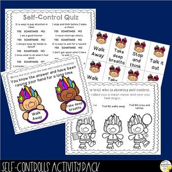 Self-Control BUNDLE