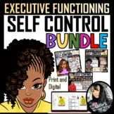 Self-Control BUNDLE (PDF and GOOGLE SLIDES 129 pages)