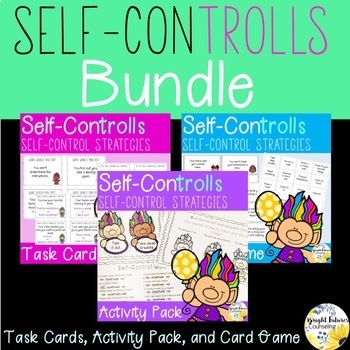 Self-Control Bundle - Self-ConTROLLS