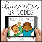 Self Control Character Education QR Code Exploration