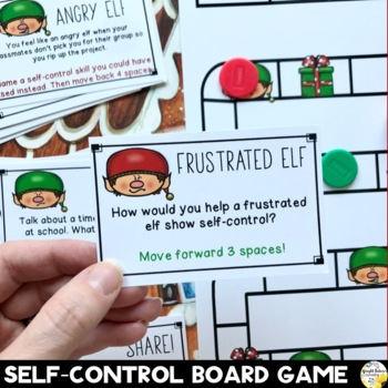 Self-Control Christmas Games