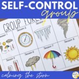 Self-Control Counseling Group Calming The Storm School Cou