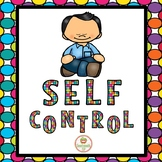 Self Control Emotional Regulation Social Skills Activities