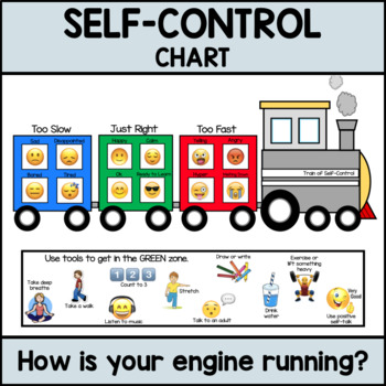 Self-Control: How Is Your Engine Running?