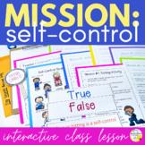 Self-Control - Interactive Guidance Lesson