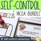 Self-Control Mega Bundle Self Control Activities
