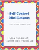 Self Control Mini Unit