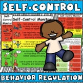 Self-Control Monitor Visual: Motivation Strategies for Autism- Distance Learning