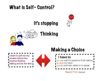 Self Control Poster