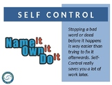 Self Control PowerPoint Lesson