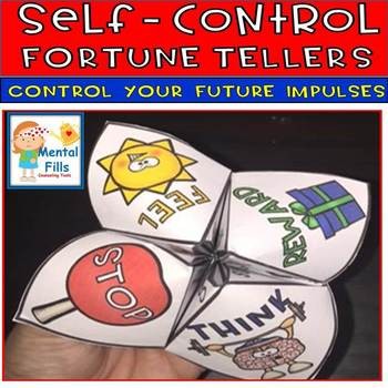 Anger Self Control Fortune Tellers