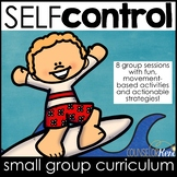 Self Control Group Counseling: Self Control Activities & Lesson Plans
