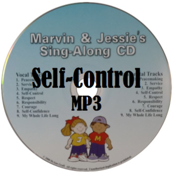 Self-Control Song - MP3, Lyrics, & Coloring Page