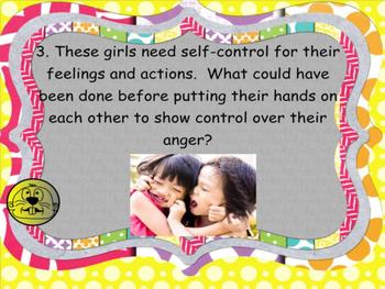 Self-Control Whack-a-Mole PDF format
