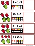 Self Correcting Addition Puzzles Numbers 1-7