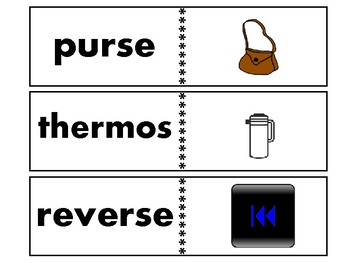 Self-Correcting Cards - ER-IR-UR Set