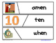 Self Correcting Puzzle - EN Word Family Words