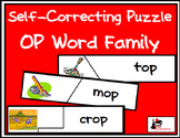 Self Correcting Puzzle - OP Word Family Words