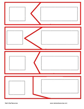 Self Correcting Puzzle Template - Editable