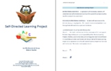 Self-Directed Learning Project