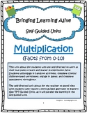 Independent/ Self-Directed Multiplication Unit (Facts 0-10)