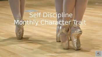 Self Discipline Character Trait