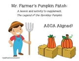 Self Discipline and the Spookley Pumpkin (ASCA aligned les