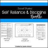 Self Discipline versus Self Reliance BUNDLE