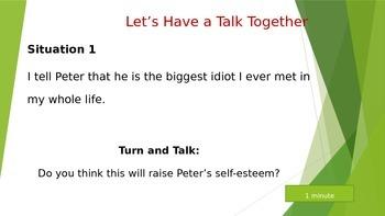 Self-Esteem 2: Events-Action-Result