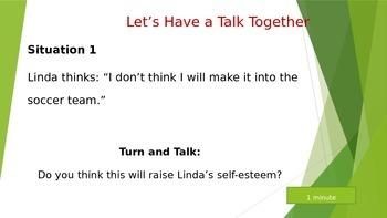 Self-Esteem 3: Inner Critic