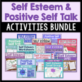 Self Esteem Activities Bundle