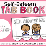 "Self-Esteem ""All About Me"" Tab Book"