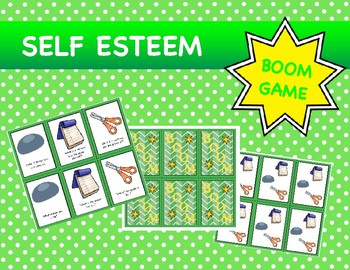 Self Esteem Boom Game