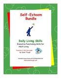 Daily Living Skills Self-Esteem Bundle Pack